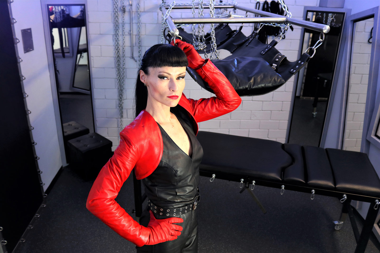 fetisch model cheyenne